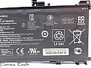 Battery HP Omen 15-AX Pavilion 15-BC 15-AX033DX 15-AX00 TE04XL HSTNN-DB7T 905175-271 905277-855